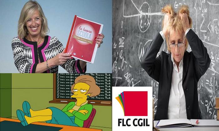 """""""Trasformazione non convenevole a livelli pensionistici"""". Luisa Pietropaoli dalla Flc CGIL racconta la sua storia e quelle dei suoi colleghi docenti."""