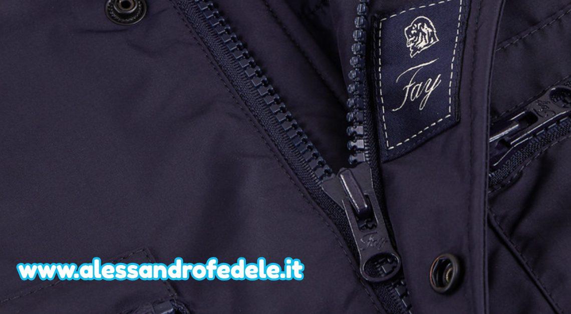 La nuova Field Jacket secondo Fay